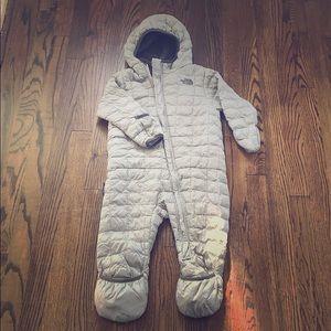 The North Face Infant Snow Suit